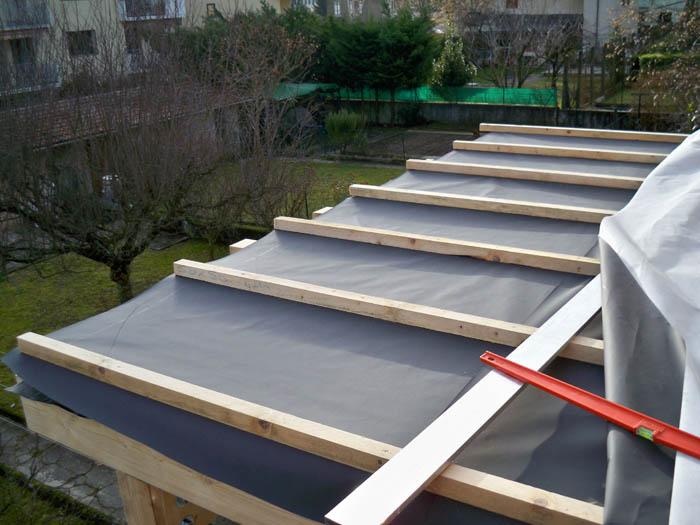 Terrasse bois etanche bac acier ly63 jornalagora for Etancheite terrasse sur garage