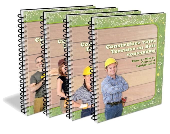 terrasse en bois vousmême  TERRASSE EN BOIS  comment construire