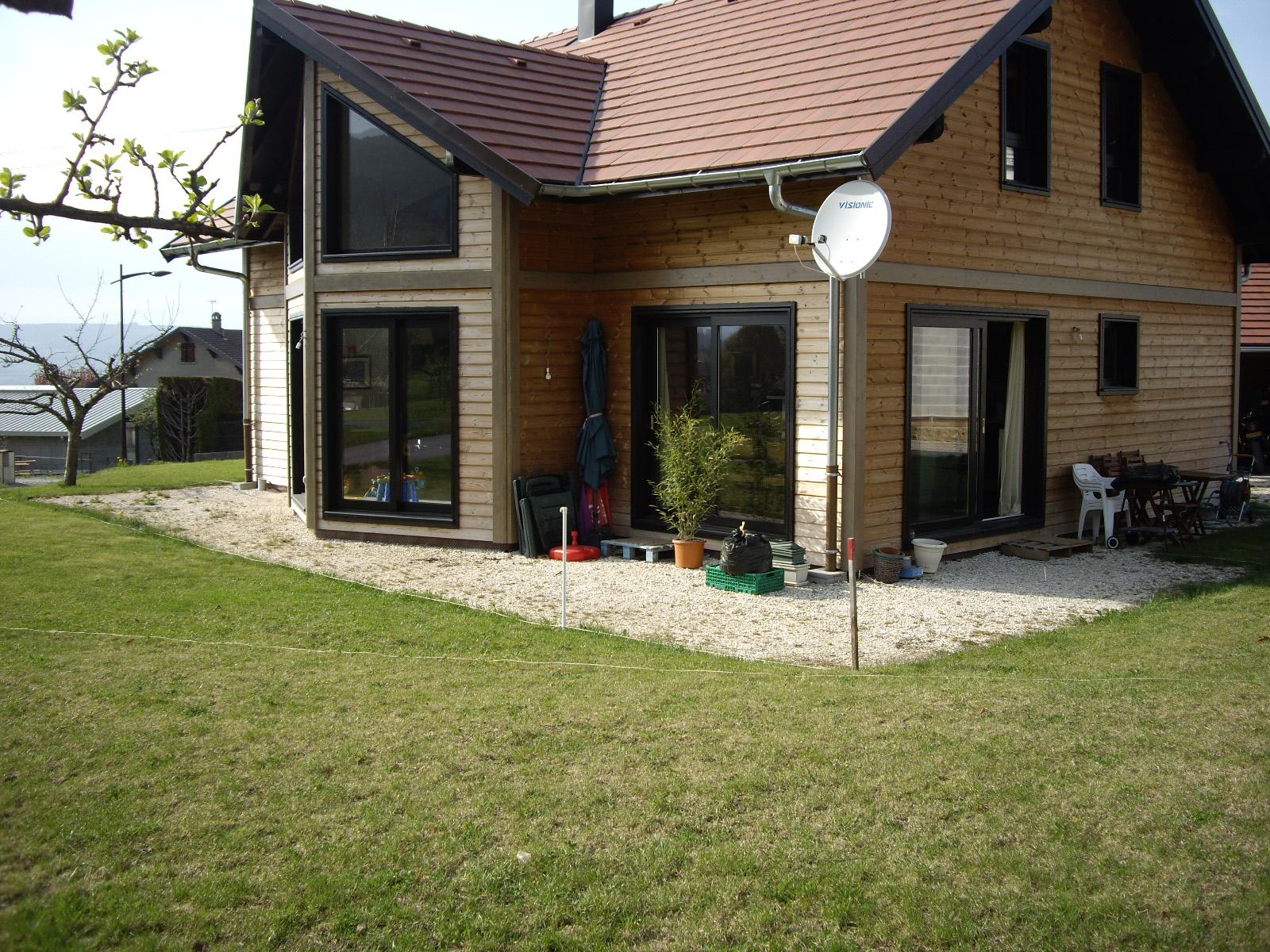 Terrasse Sur Plot Pvc : Pose De Terrasse Sur Chevrons 60×80 Mm Et Plots Pvc