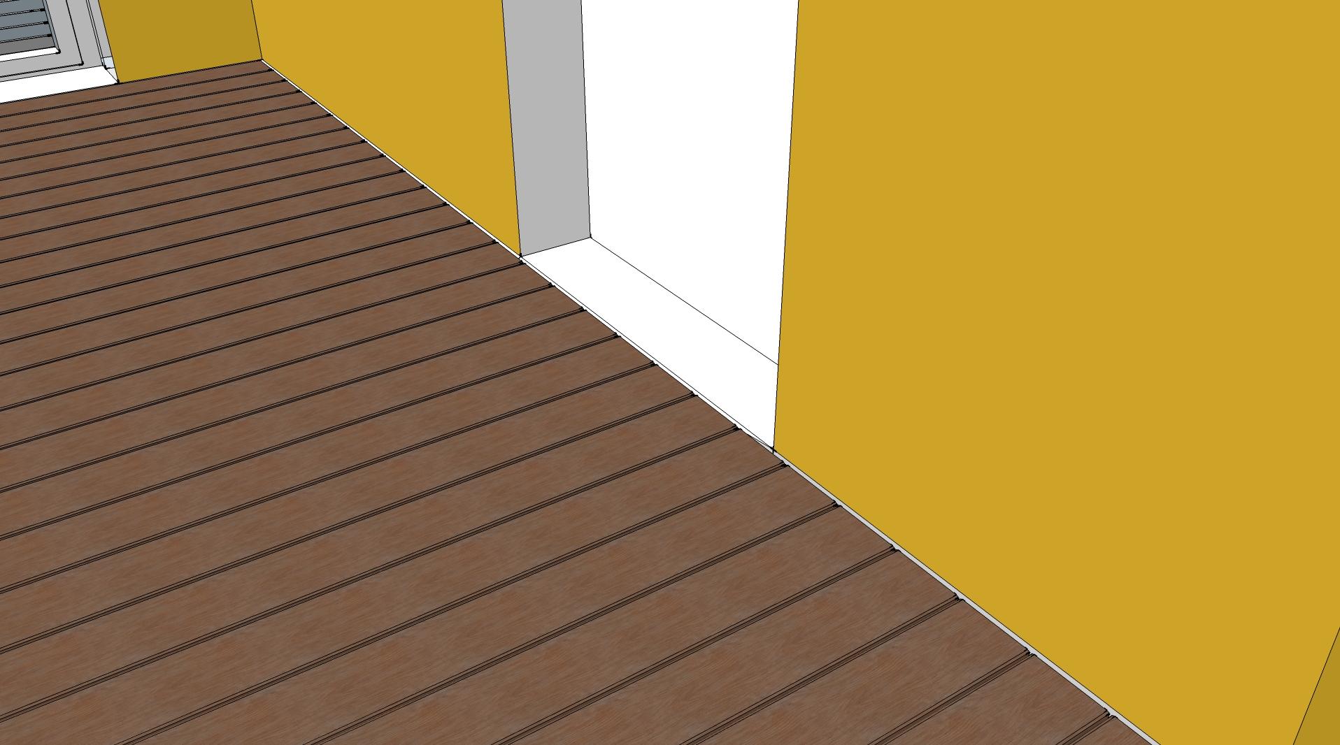 Exemples de constructions de terrasses en bois terrasse for Porte terrasse