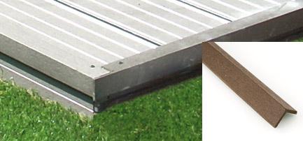 la finition de la terrasse le guide des terrasses en. Black Bedroom Furniture Sets. Home Design Ideas