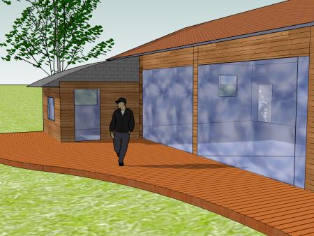 part 1 planifiez et dessinez votre projet terrasse en bois comment construire votre guide. Black Bedroom Furniture Sets. Home Design Ideas